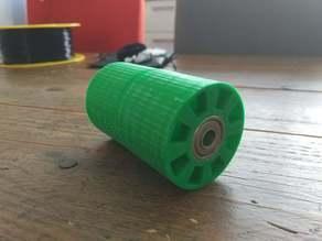 52mm spool holder inside a spool (for bearing M8, M22)