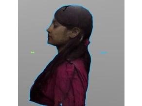 3D Scan of Hansa Mehra