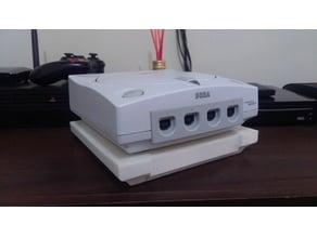 Dreamcase for sega dreamcast rev2 - base support for HDD  and dreampi