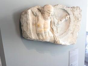 Relief of Fallen Warrior