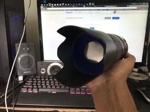 Tamron 70-300 VC Lens Hood Solar Filter Holder