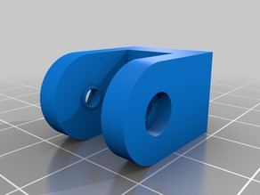Improved X Belt Tensioner for Anet A6 X-Axis