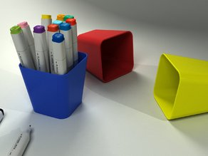 Copic Marker Container