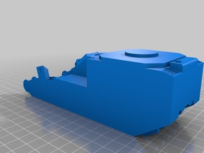 Sceleratus tank chassis (28mm)
