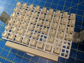 """Retrobright"" Key Cap Stand (C128, Amiga)"