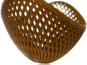 Weaved bowl