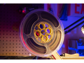 16mm takeup reel (500 ft)