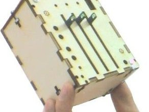 Danger Shield box for Arduino