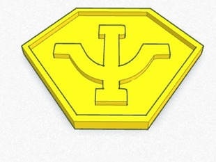 B5_ psi Corps's badge