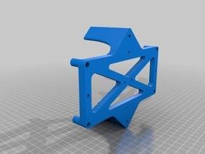 Azteeg x3 Pro Mount With Fan 92mm