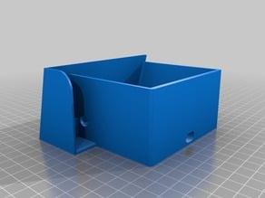 case for dust sensor SDS011 plus BME280 mount