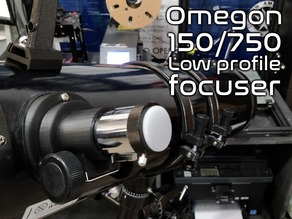 Low Profile Telescope Focuser ( Omegon 150/750 )