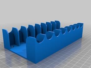 Altoids storage rack snug Customized