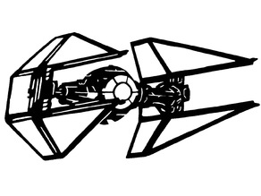 TIE Fighter 2D