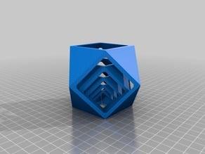 Nested Cuboctahedra
