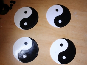 Another damn Yin Yang symbol