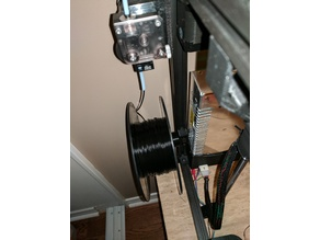 2020 Filament Spool holder with 608ZZ Bearings