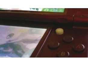 New 3ds XL C-Stick Replacement