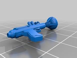 Fallout New Vegas Pulse Gun