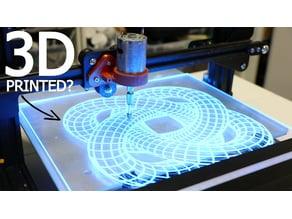 RCLifeOn 3D Printer to Engraver