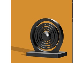 Offset Globe Spinner