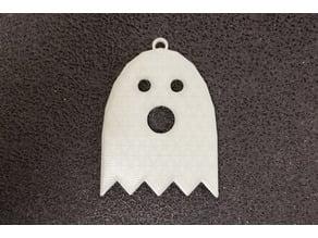 Cute Ghost Ornament