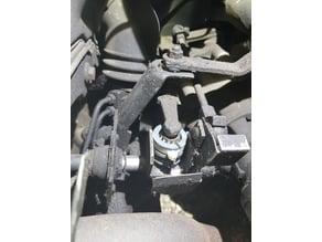 VW Golf / Polo MK3 - Deflection Shaft, gearshift mechanism - Ball