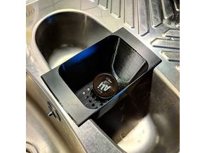 Dolce Gusto Coffee Capsule Sink Runoff