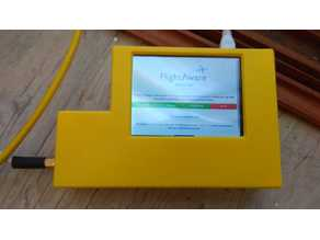 Flightaware Flightfeeder Orange ADS-B receiver