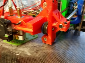 Printrbot Simple Quick Fit Mount