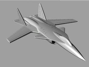 Sukhoi Su-47 fighter