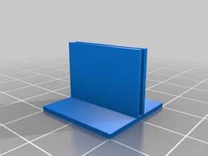 Supporto foto - simple photo stand