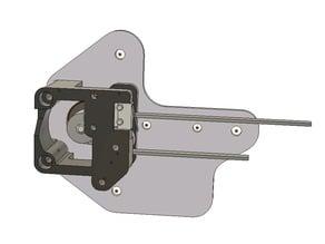creality CR10 ender 2 3 Xbelt align mod/fix
