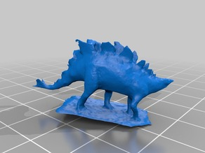 Stegosaurus from AMNH