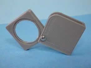 Pocket magnifier / Loupe de poche de 25mm