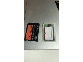 Replacement of Sony Memory Stick Case