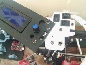 Switch Panel for Graber i3