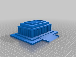 Improved Lincoln Memorial