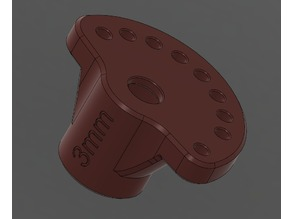 Approximate 53mm Prop Cutter for Shendrones Nutmeg