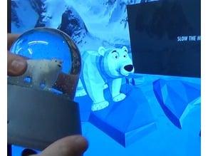 IoT VR Snow Globe