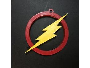Flash Logo - two piece