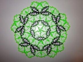 Penrose Snap Tiles