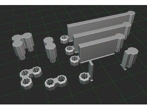 DungeonSticks: Design Templates