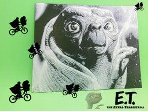 DIBUJO E.T. 3D