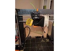 Prusa I3 MK2/MK2S noctua 60 fan duct adapter