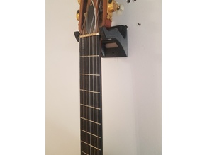 Wider Guitar Wall Mount