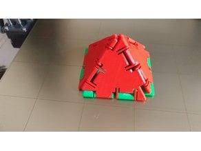 Polygon construction kit