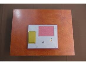 SERRURE NUMERIQUE NFC /  NFC DIGITAL LOCK