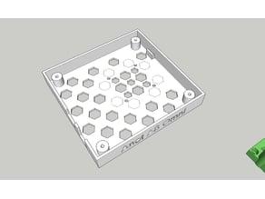 Prusa i3 Steel (Orballo) Main Board Cover Anet A8