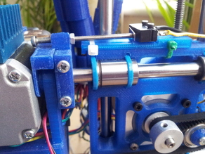 Front Mount Stabiliser and Y-switch reverse.